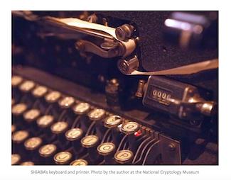 America's Unbroken World War II Cipher Machine