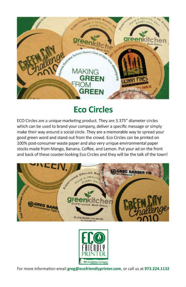 Eco circles