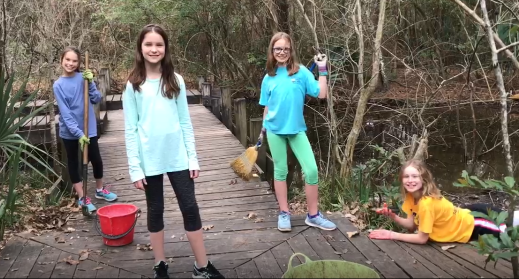 Girl Scouts Workday Video