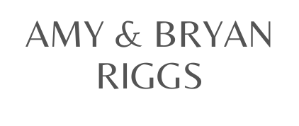 Amy & Bryan Riggs