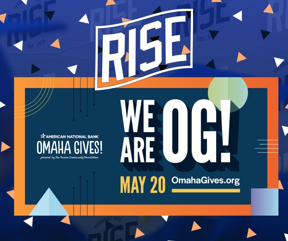 RISE Omaha Gives! 2020 Volunteer & Supporter Toolkit