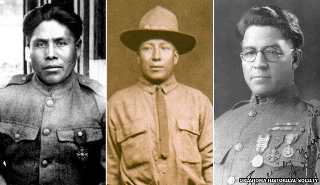 World War I - The Original Code Talkers