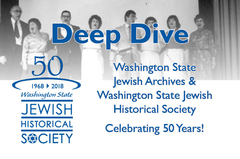Deep Dive of the Jewish Archives