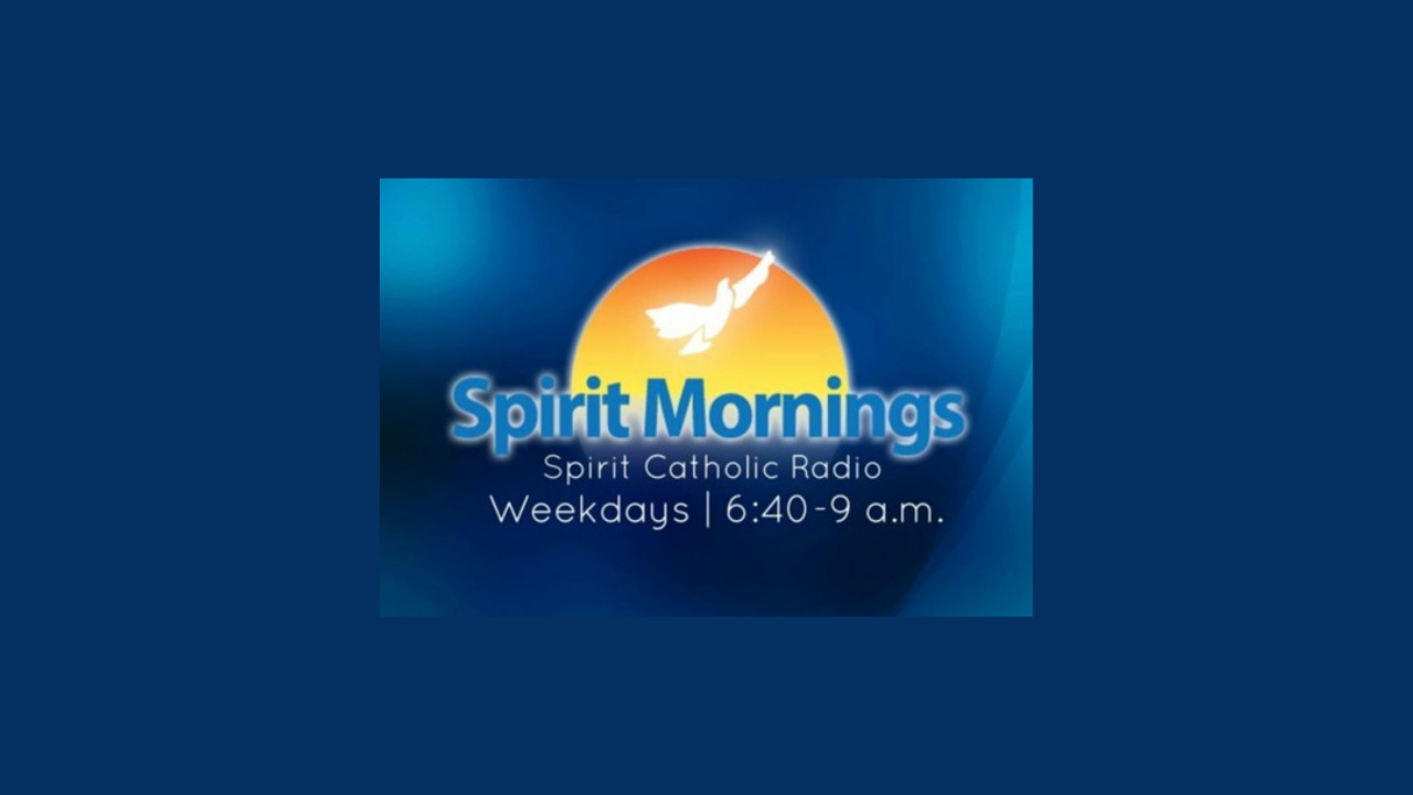 "CLICK TO LISTEN: ""Perfectionism""- Dr. Peter Martin on Spirit Catholic Radio's Spirit Mornings (11/04/2020)"