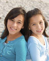 Sara & Kristen*, CASA Youths