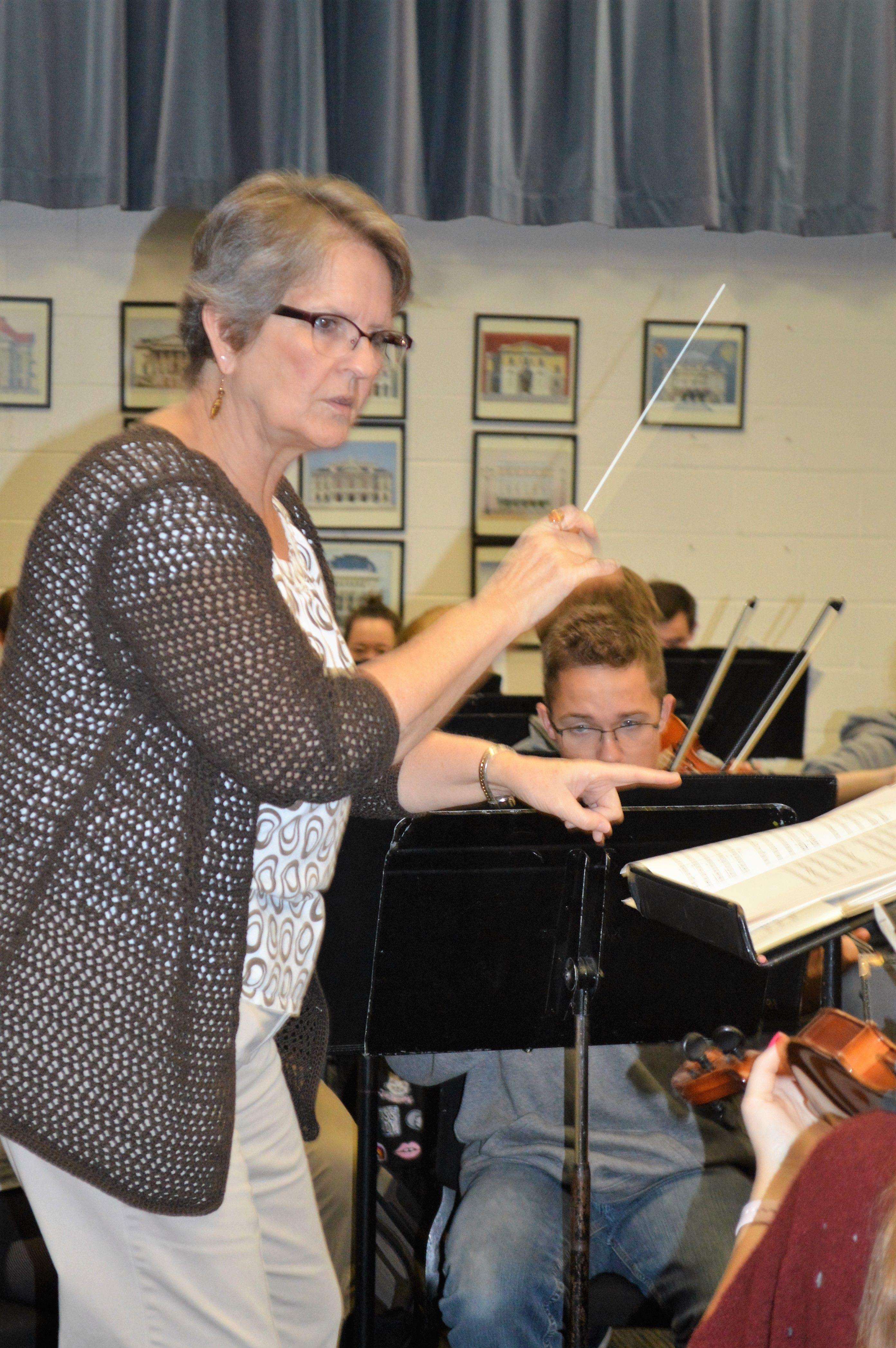 Foundation and Music Department Work Together Like Simon and Garfunkel