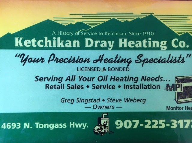 Ketchikan Dray Heating Co.
