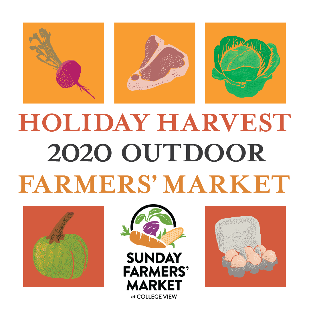 Holiday Harvest Farmers' Market moves Outside for 2020