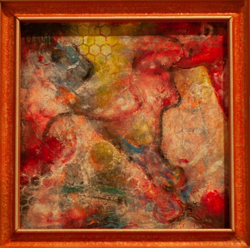 """Sandy Shepard - """"Octopus Frenzy"""""""