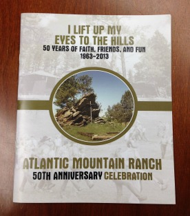 AMR 50th Booklet