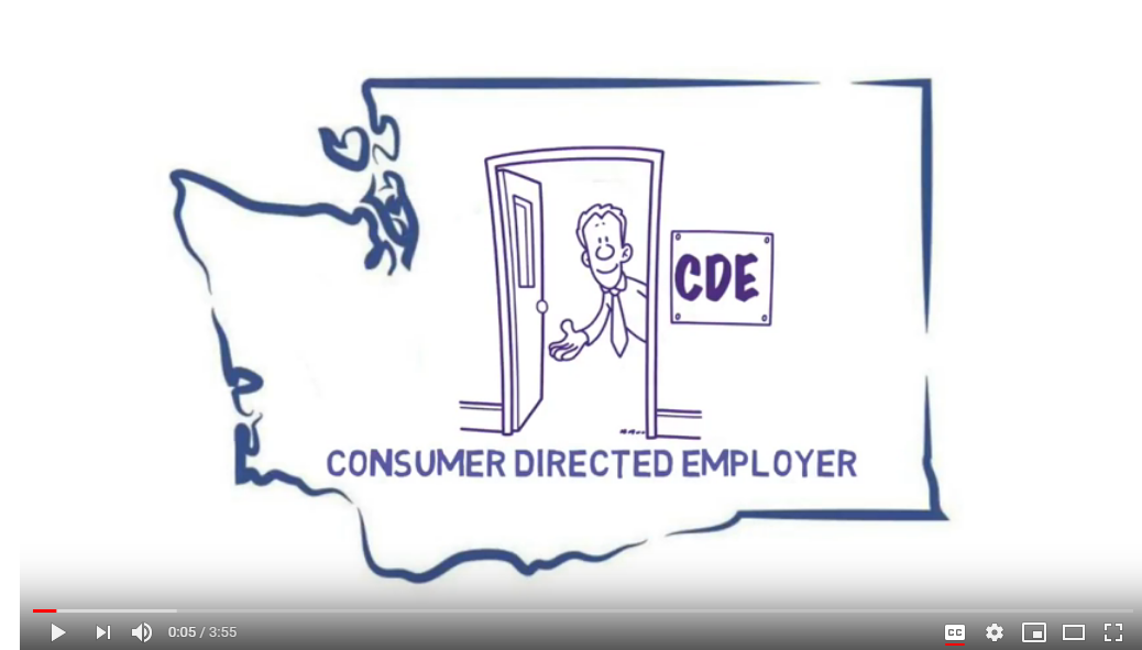 Consumer Directed Employer