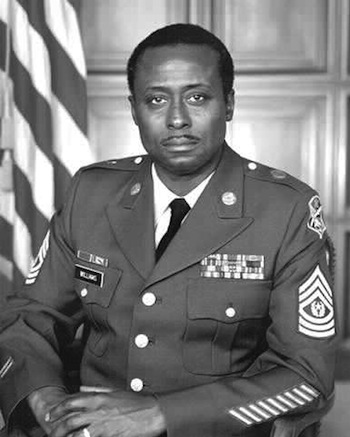 Command Sergeant Major Odell Williams, USA
