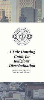 A Fair Housing Guide for Religious Discrimination