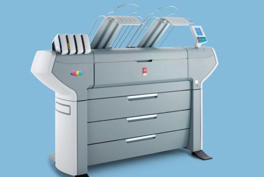 Oce Colourwave Printers