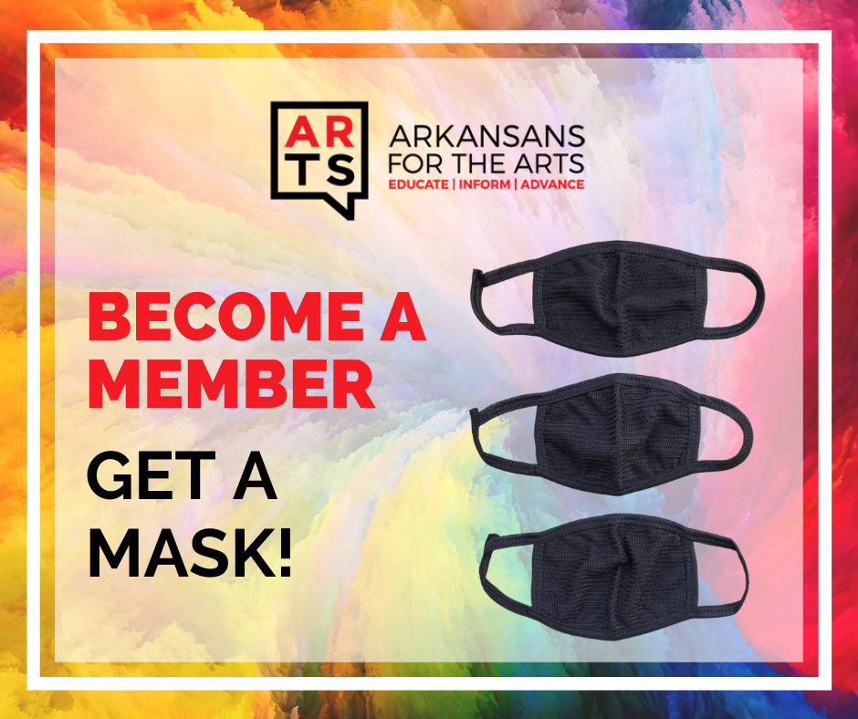 Become a member, get a mask!