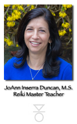 JoAnn Duncan to Speak about Energy Tools for Daily Living at Evening Support Group