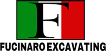 Fucinaro Excavating Logo