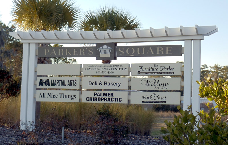 Parker's Square