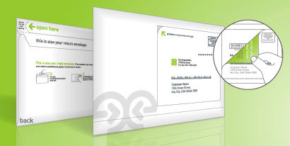 ecoEnvelope Patch Envelope