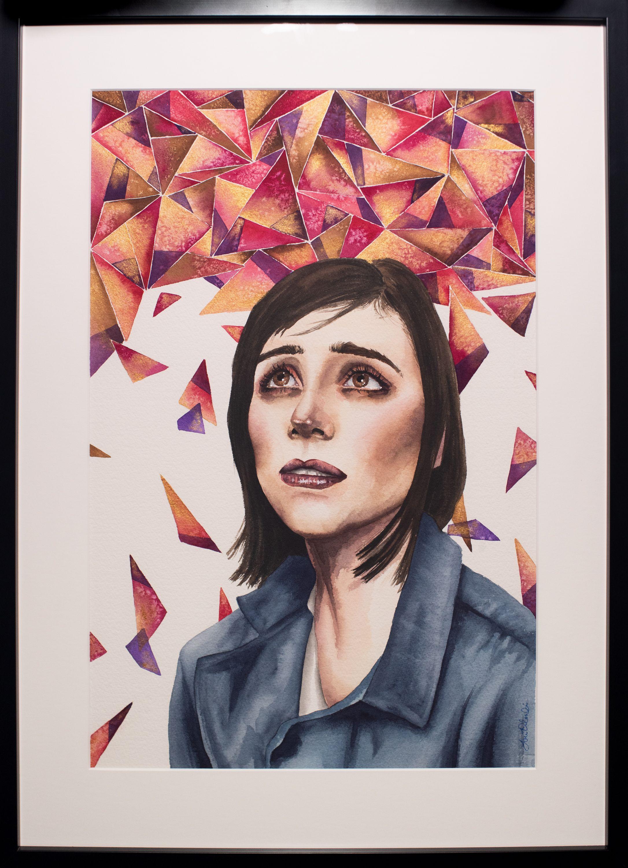 """Lori Orlowski - """"Falling to Pieces"""""""