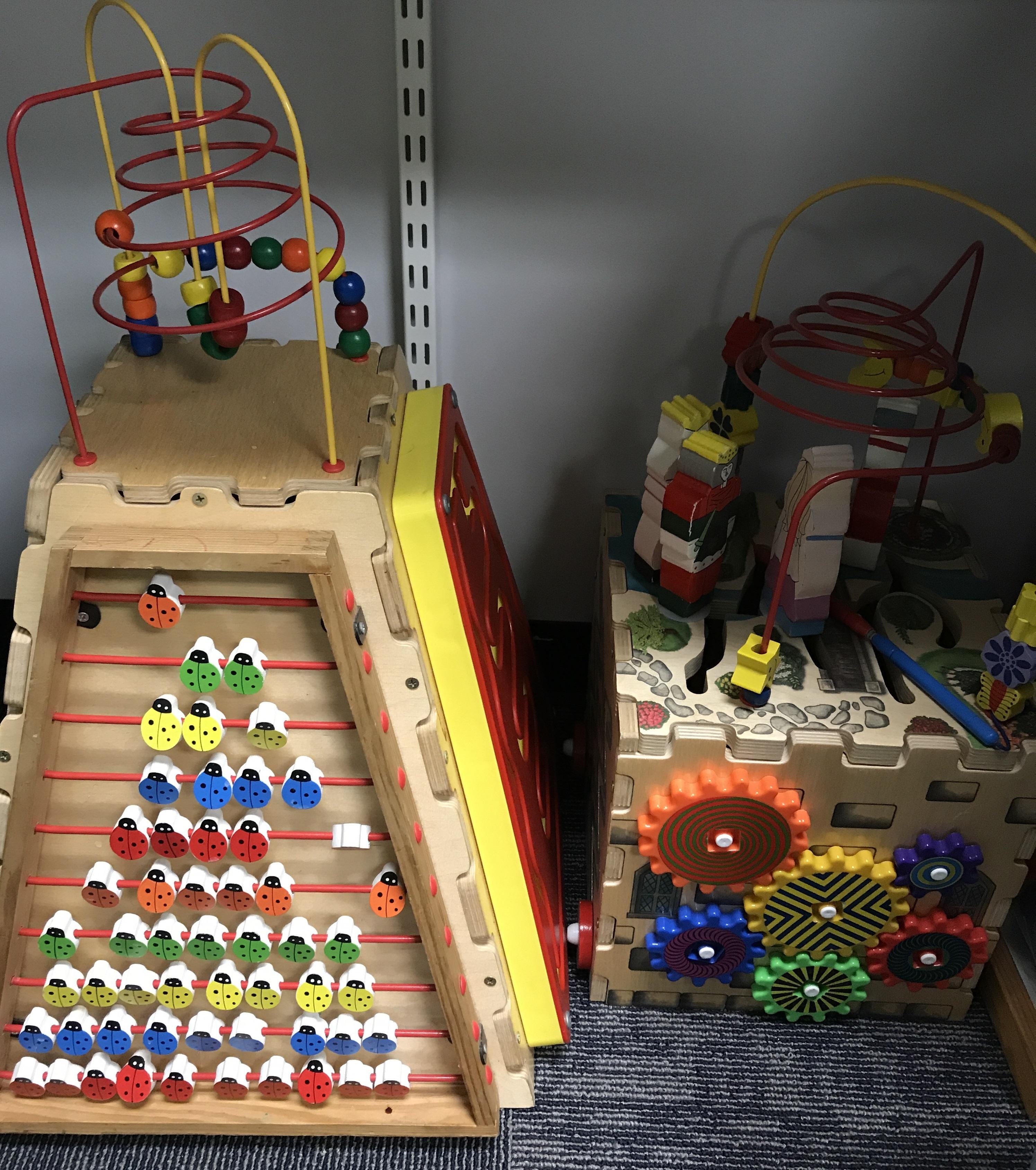 Misc Floor Toys