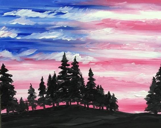 Paint Night for Veterans Build - Get tickets now!