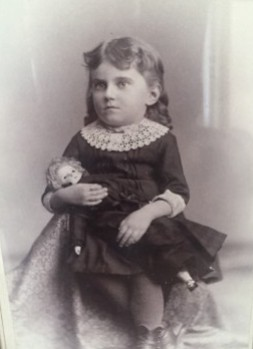 Historic Goodwill Doll: Anne Evans