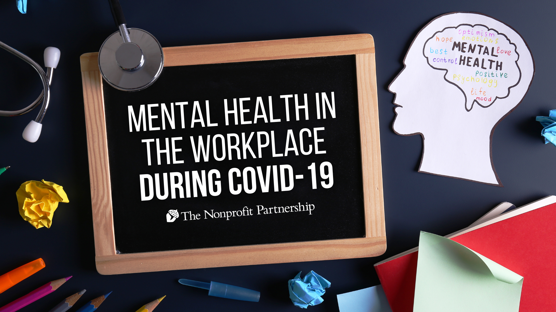 [Zoom Meeting] Mental Health in the Workplace During COVID-19