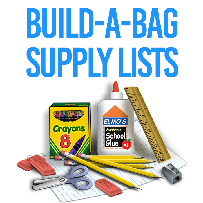 Purchase Your Own Supplies