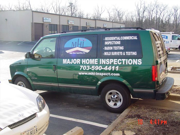 MHI Van Graphics