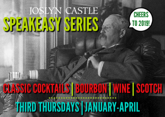 Speakeasy Series: Scotch Tasting - SOLD OUT