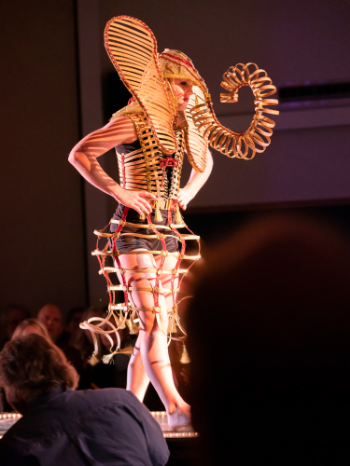34th Annual Wearable Art Show Gallery Exhibit