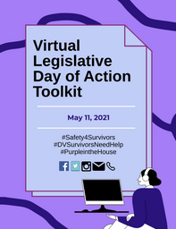 Virtual Legislative Day of Action Toolkit