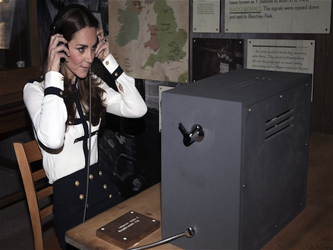Duchess of Cambridge Learns About Grandmother's Wartime Past
