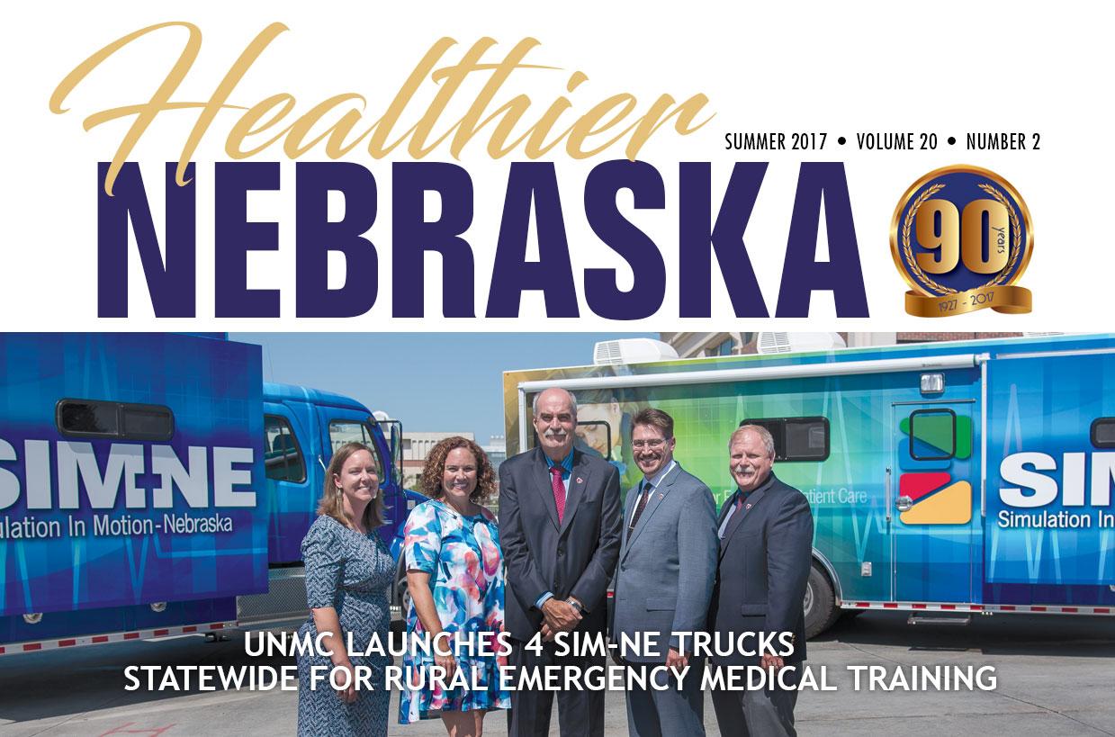 Healthier Nebraska Summer 2017