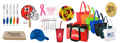 Advertising Specialties, Promotional Products