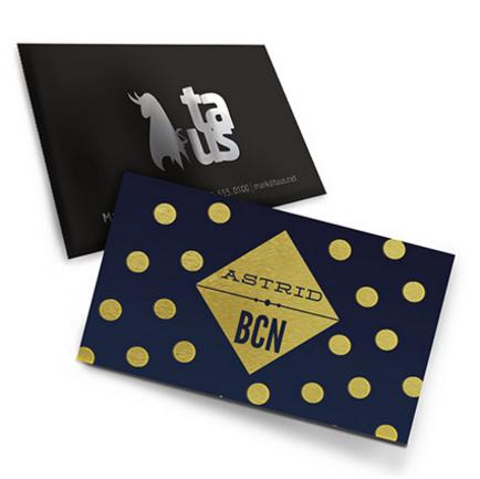 Foil Worx Business Cards 5/5