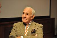 Dr. David Kahn, noted author and cryptologic historian