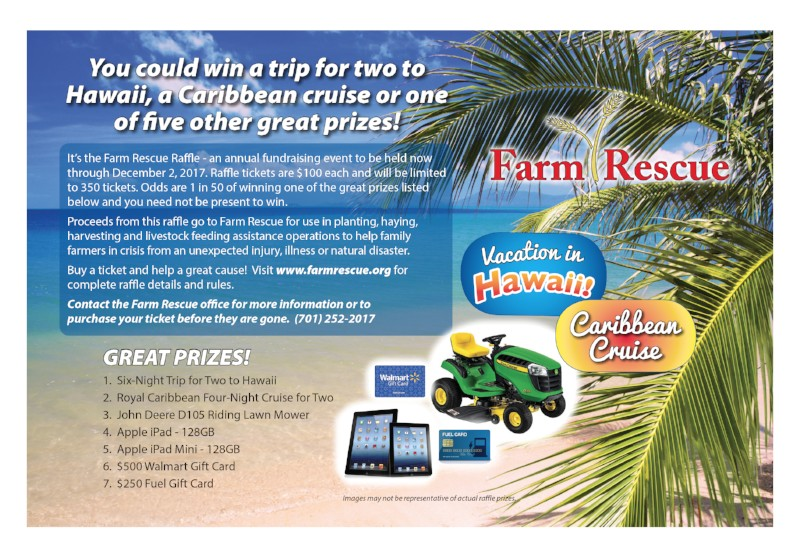 Farm Rescue : Raffle : Raffle
