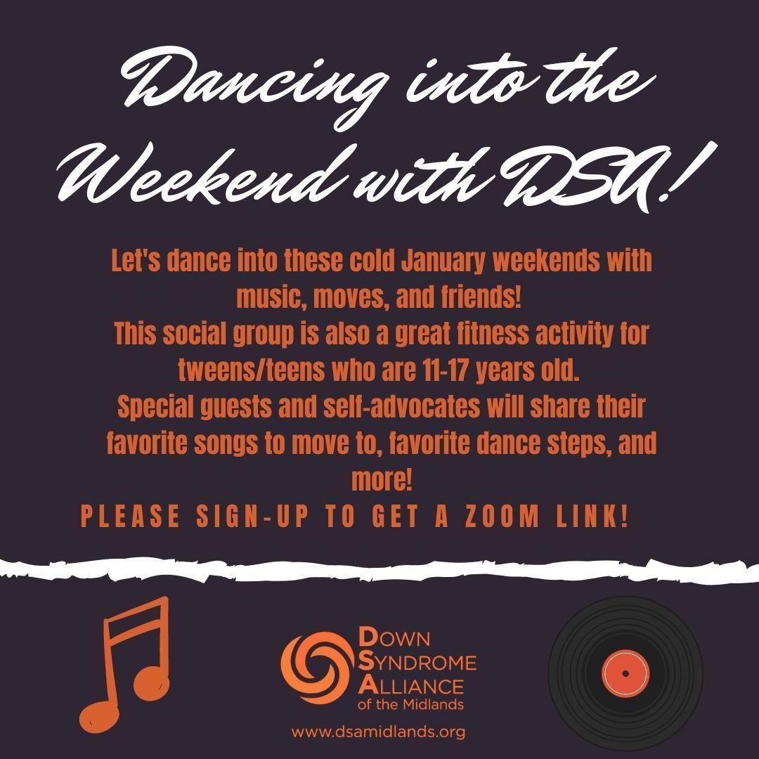 Dance into the Weekend! (Tweens)