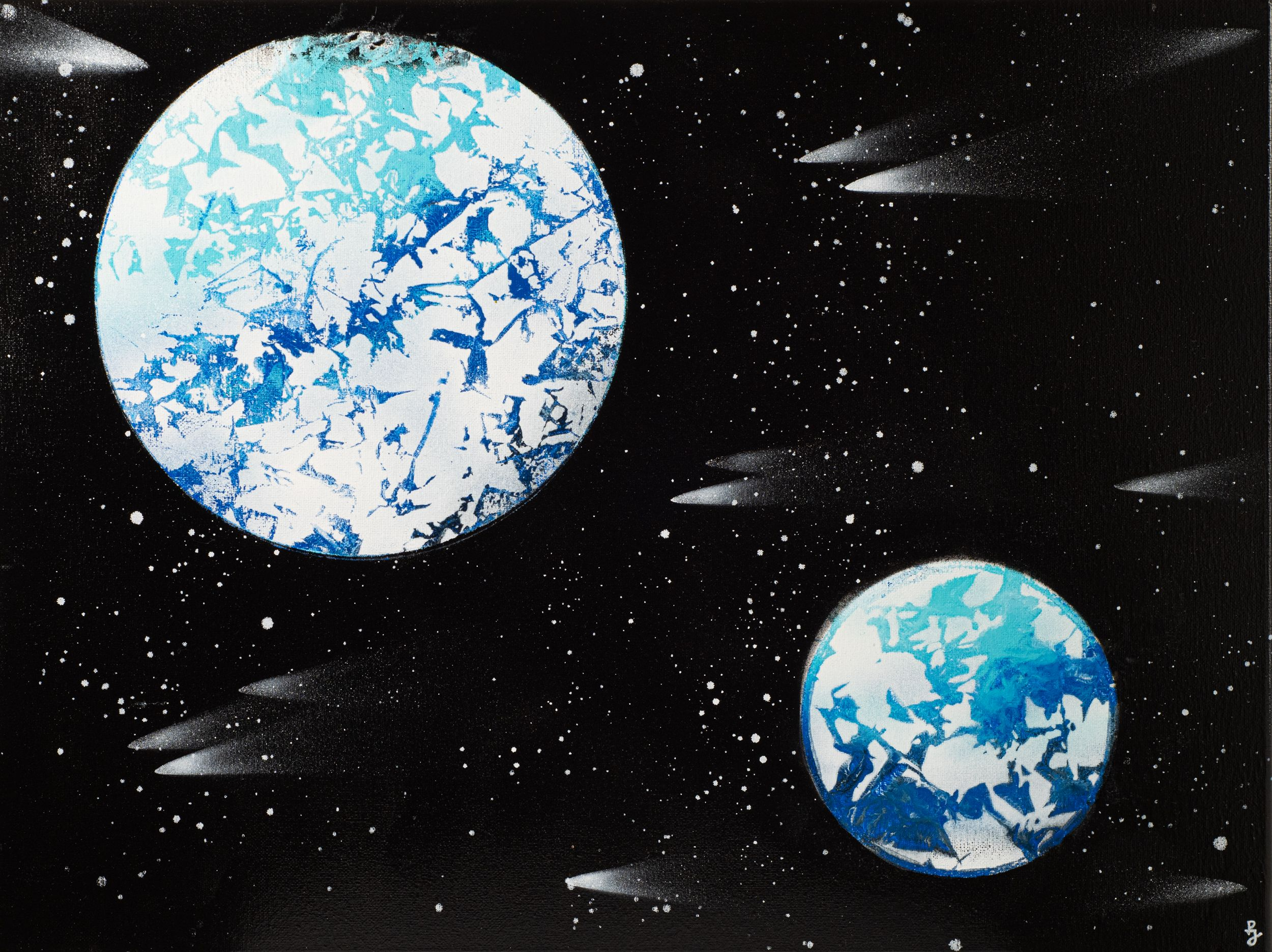 """Exoplanets"" - Piper Acteson"