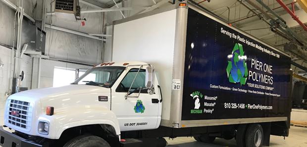Pier One Truck