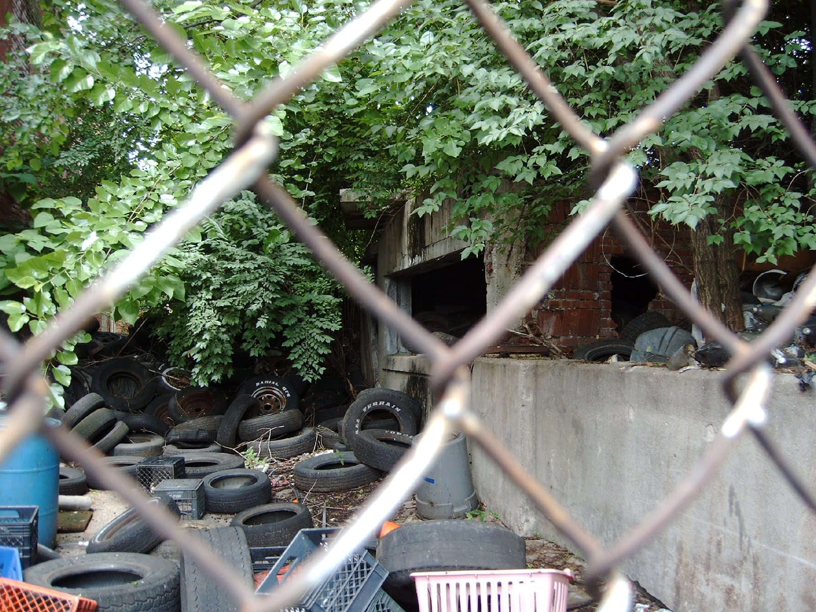 Could your neighborhood become a dumping zone?
