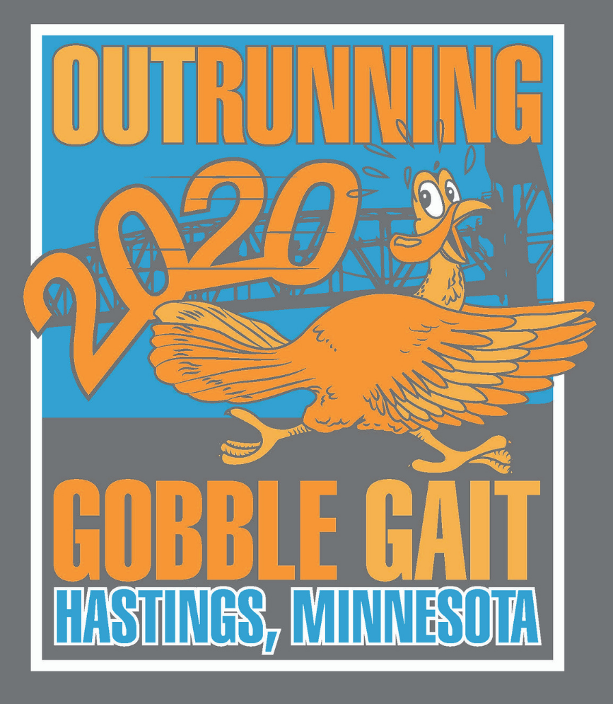 Gobble Gait: OutRunning 2020