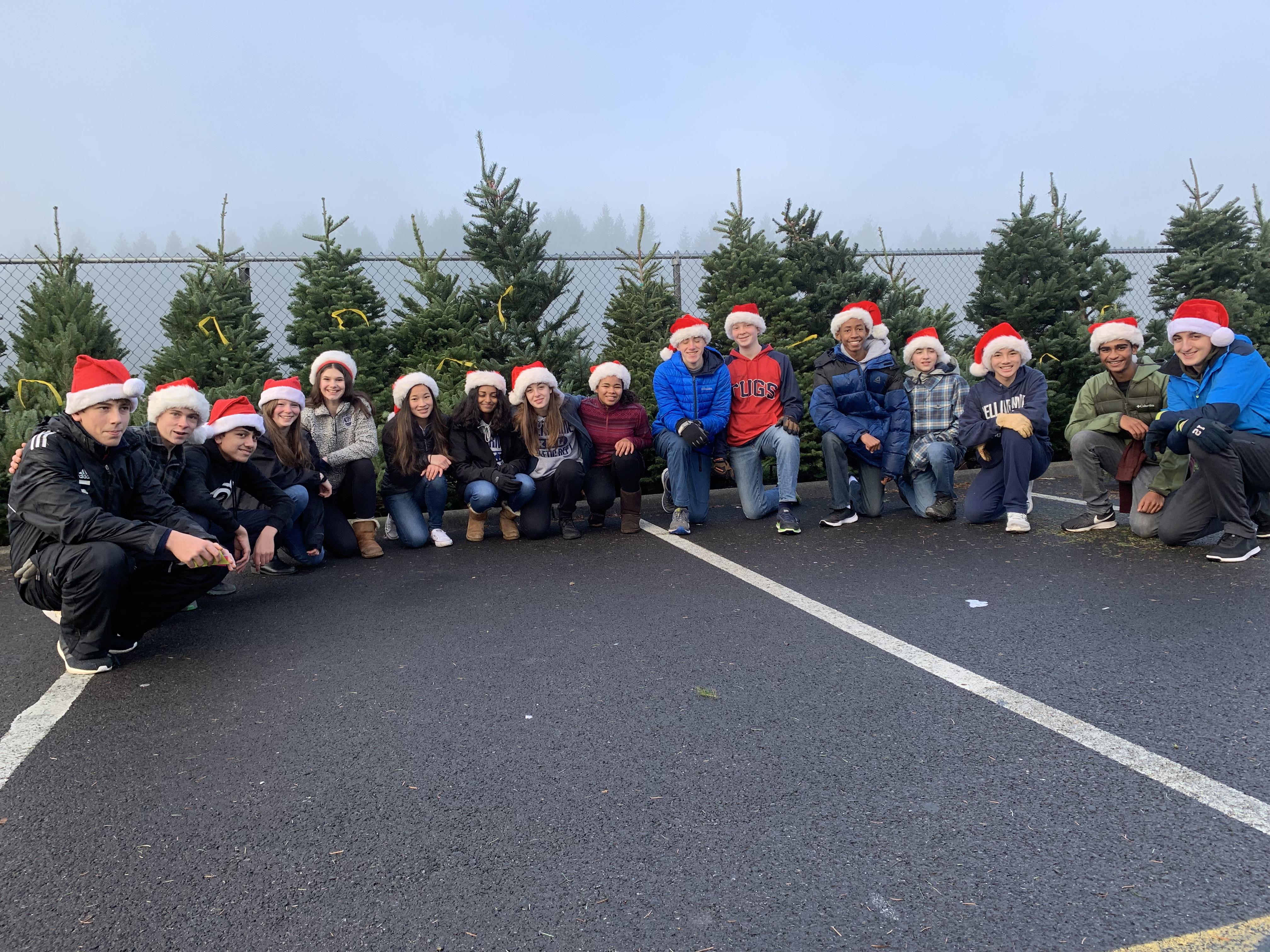 2019 Marine Chem Christmas Tree Sale
