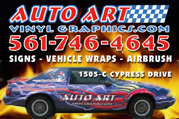 Signs,Vehicle Wraps,Airbrush