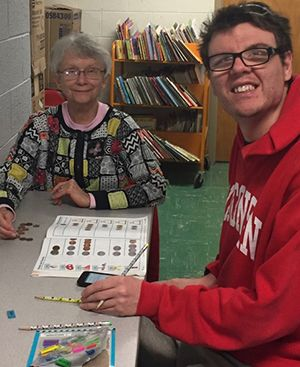 Meet Darryl and Dorothy from Literacy Chippewa Valley