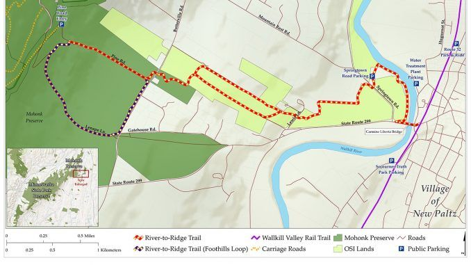 River-to-Ridge Trail Opens New Paths