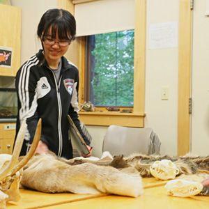 Youth Nature Ambassadors will train to: