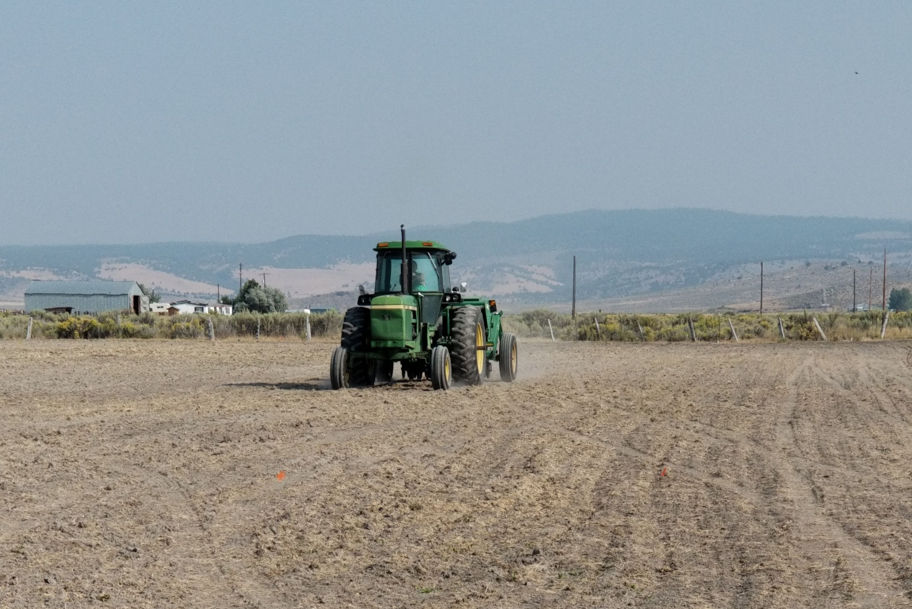 Preparing for Native Seed Production